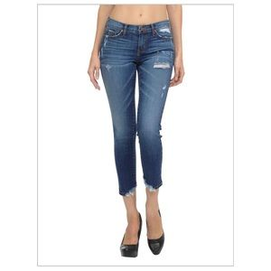 Angry Rabbit Distressed Stretch Jeans